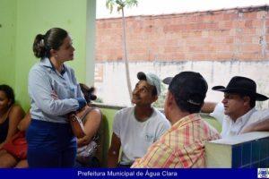 Secretaria Municipal de Saúde realiza mais uma etapa da Campanha Novembro Azul,