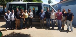 Prefeitura adquire VAN para transporte sanitário eletivo