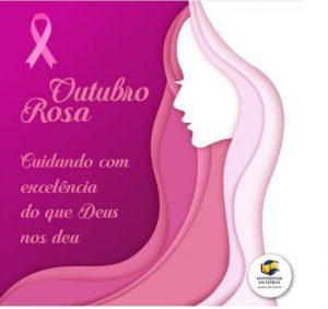Outubro Rosa: Unidade disponibiliza atendimento noturno para ampliar acesso a serviços de saúde a mulheres