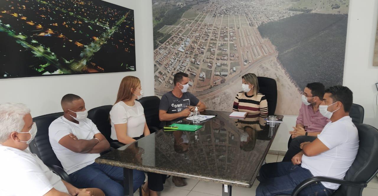 Prefeitura Municipal de Água Clara e Secretaria de Saúde se unem contra o COVID-19