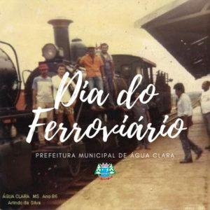 O Dia do ferroviário