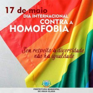 Dia Internacional Contra a Homofobia é celebrado anualmente em 17 de maio.